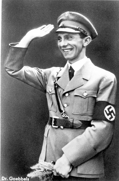 Image result for josef goebbels