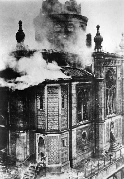 The November 1938 Pogrom - Kristallnacht - Education & E ...