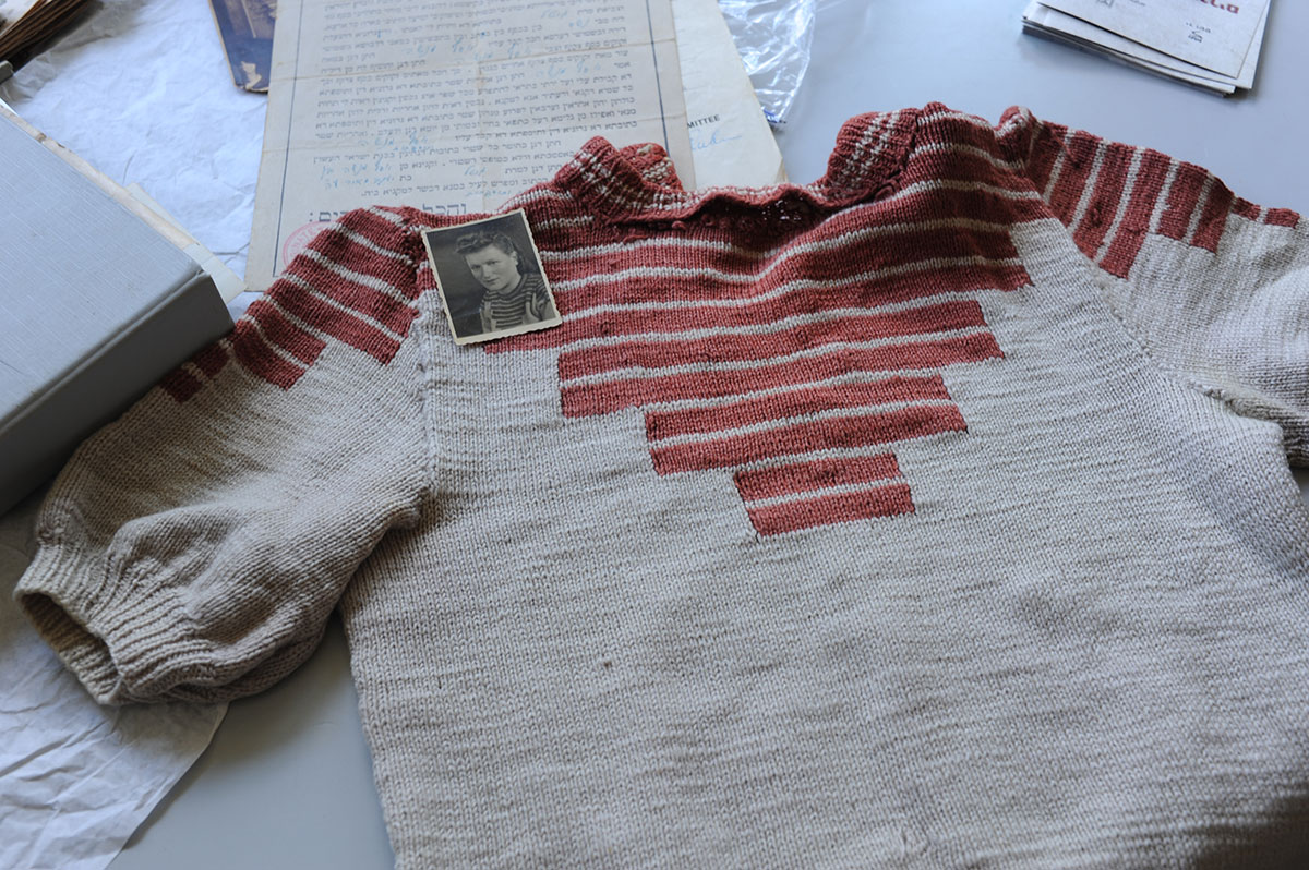 Gathering the Fragments - A National Campaign to Rescue Personal Items from the Holocaust Period