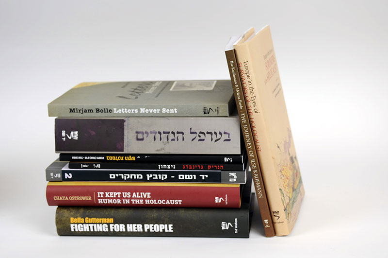 Recent Releases from Yad Vashem Publications
