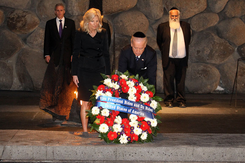 A Proclamation on Days of Remembrance of Victims of the Holocaust, 2021