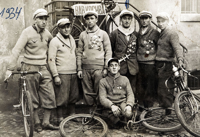 Bicycle Trips Before the Holocaust