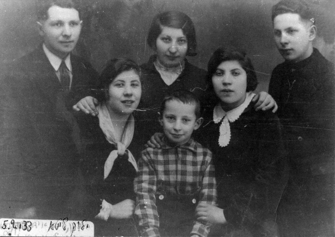 The Jewish Family and the Holocaust