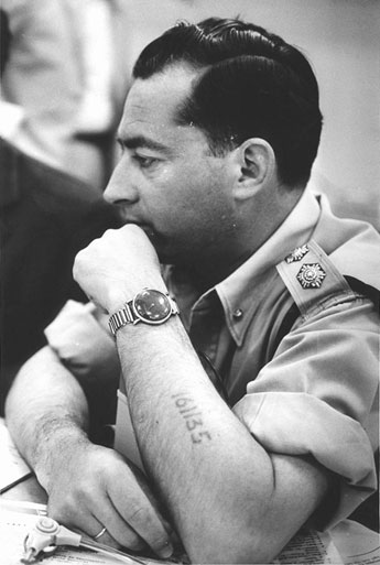 Michael Goldman-Gilad, Investigative Officer for the Eichmann Trial