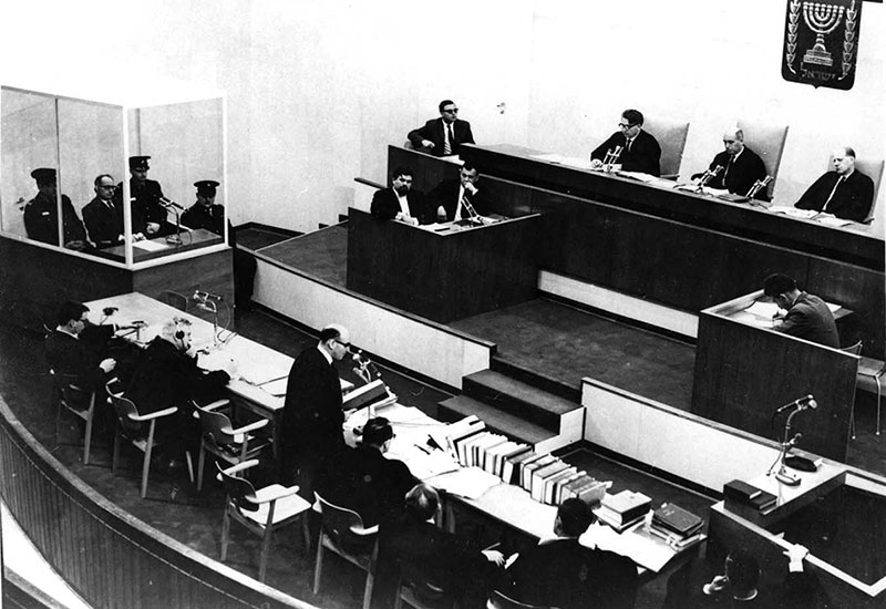 About the Eichmann Trial