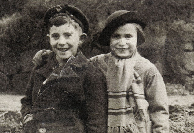 Cousins Reunited After 75 Years
