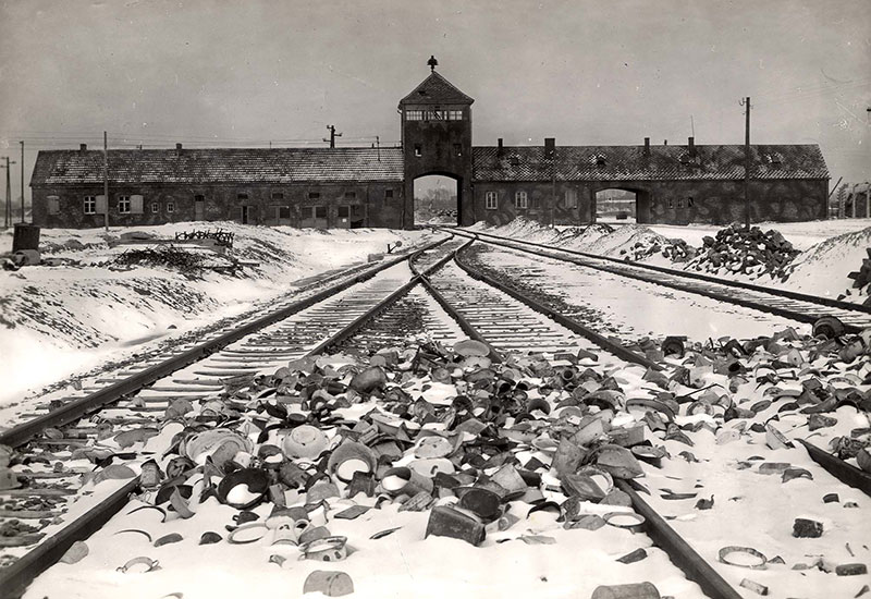 Resources Marking Liberation of Auschwitz