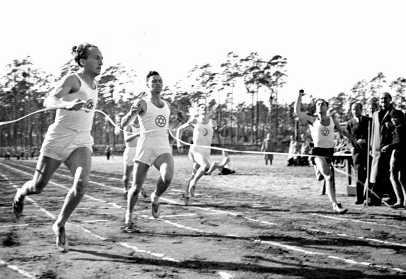 Jews and Sport Before the Holocaust - a Visual Retrospective