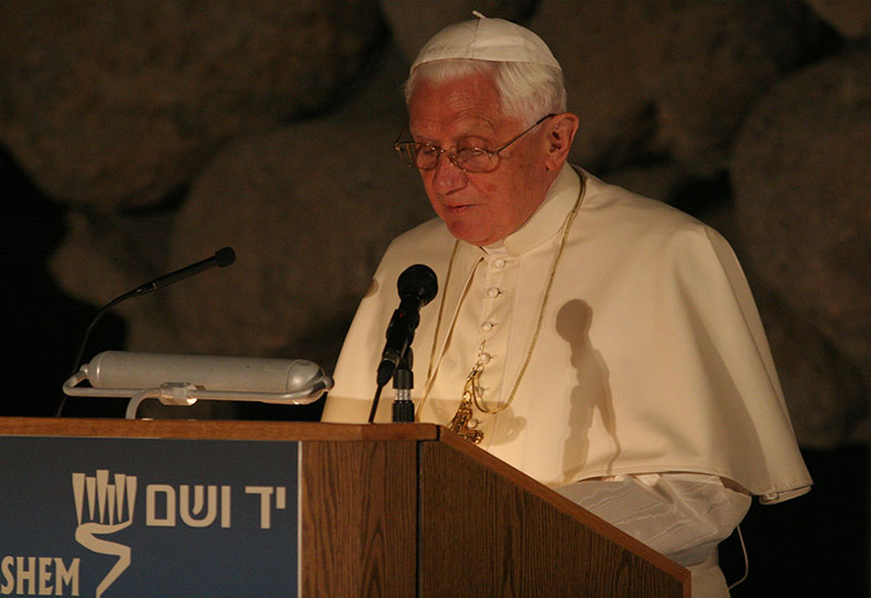 Address of Pope Benedict XVI