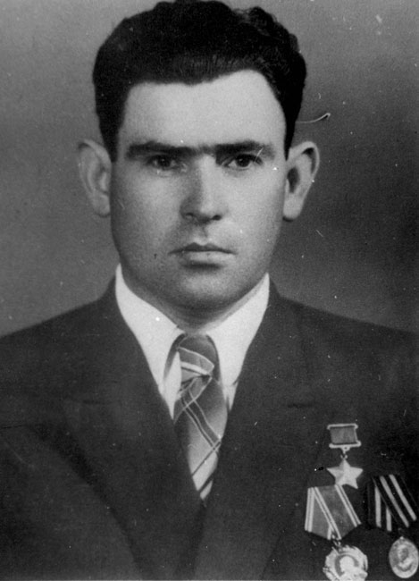 Iakov Forzun, after World War II