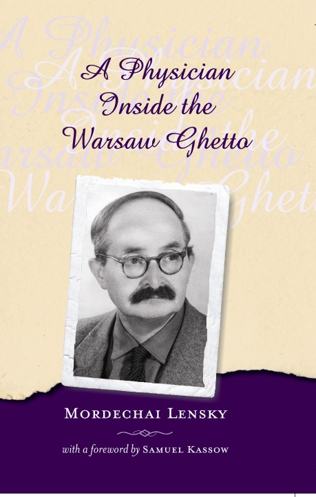 The Book A Physician Inside the Warsaw Ghetto