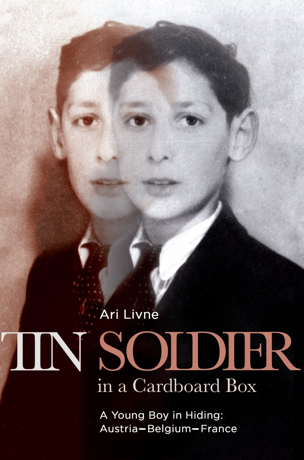 Ari Livne. Tin Soldier in a Cardboard Box