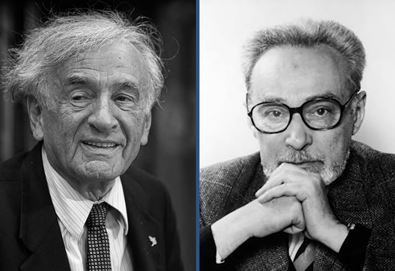 Video Biographies - Primo Levi and Elie Wiesel