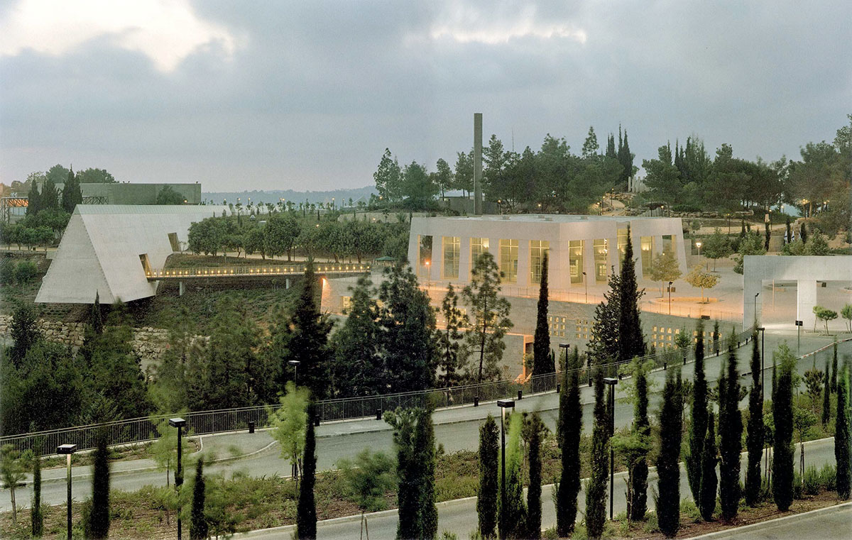The Yad Vashem Campus