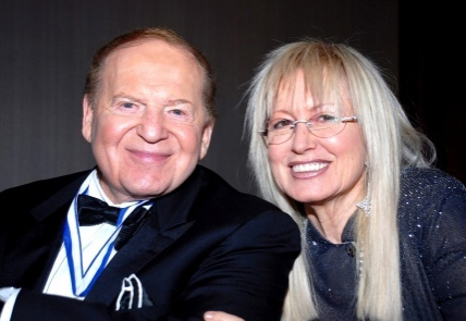 Dr. Miriam and Sheldon G. Adelson