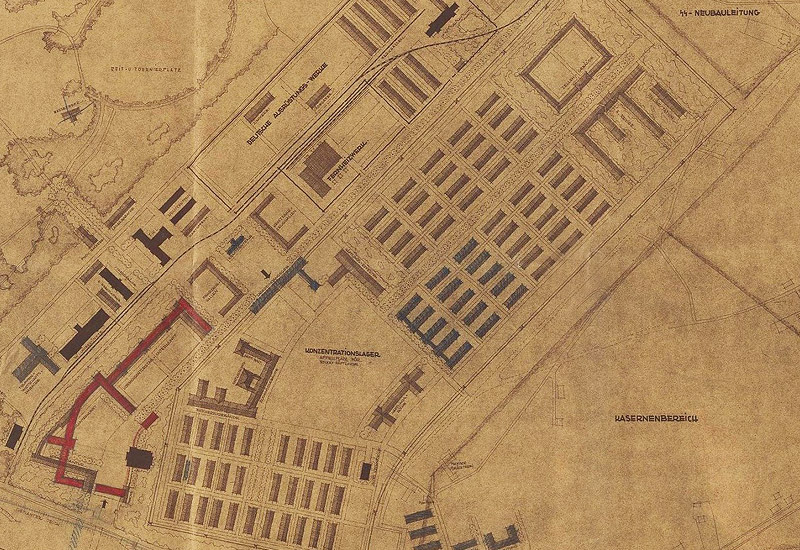 The Architecture of Murder - the Auschwitz-Birkenau Blueprints