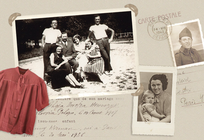 From Hope to Despair - the Story of the Horonczyk Family