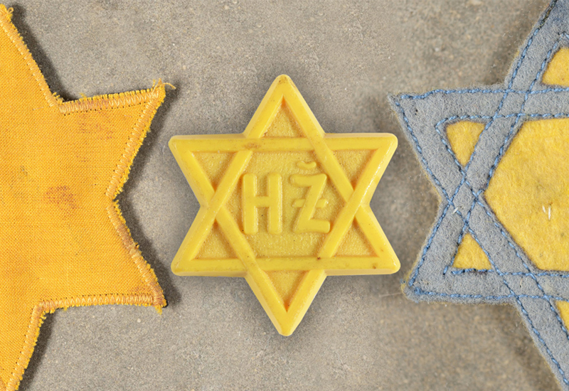 New: Jewish Badges