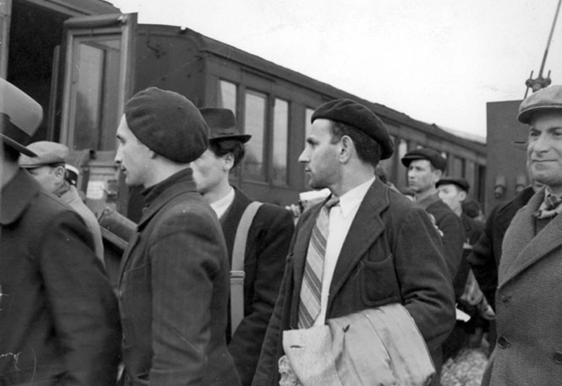 """<p style=""""direction: ltr;"""">The Holocaust in France</p>"""