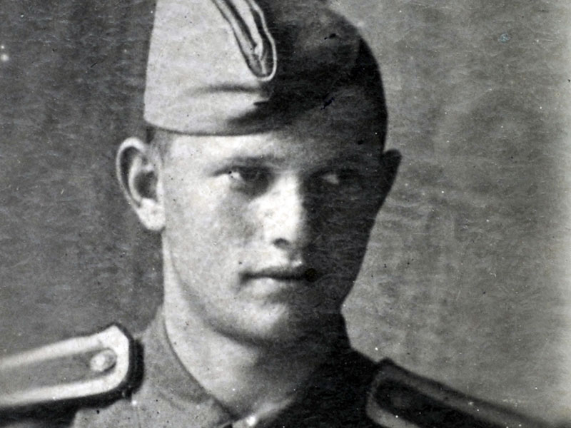 A 15-Year-Old Soldier