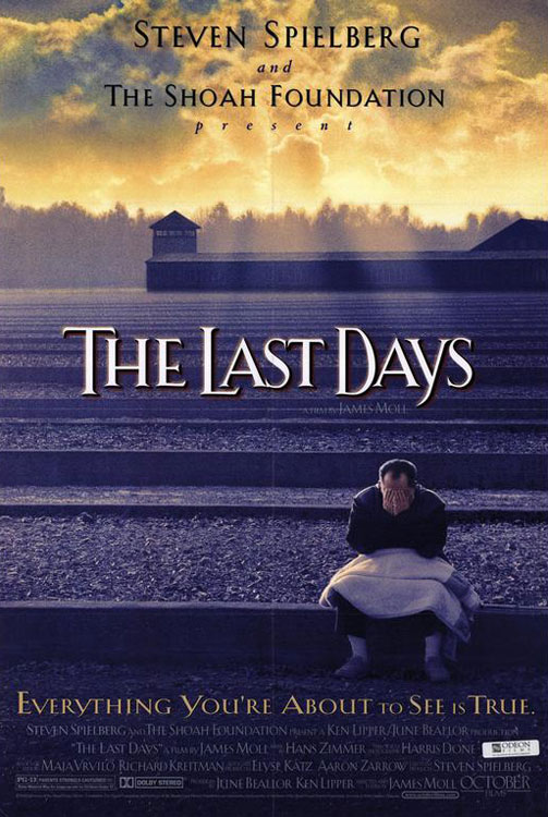 """The Last Days"" - Movie Poster"