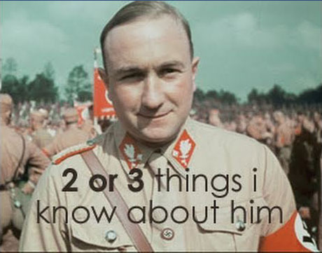 """2 or 3 Things I Know About Him…"" A Film by Malte Ludin"