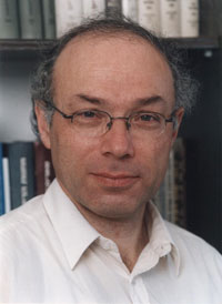 Professor Dan Michman, Head of the International Institute for Holocaust Research and Incumbent of the John Najmann Chair of Holocaust Studies