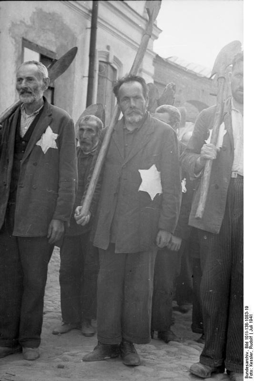 Forced Labor of Jews in Mogilev
