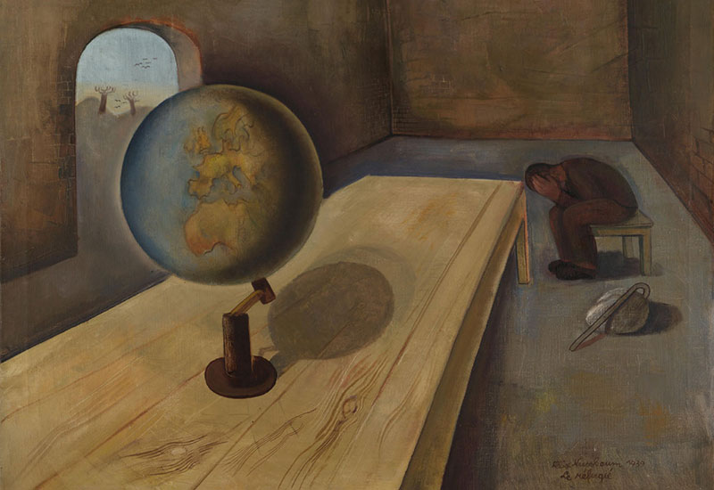 Felix Nussbaum - the Fate of a Jewish Artist