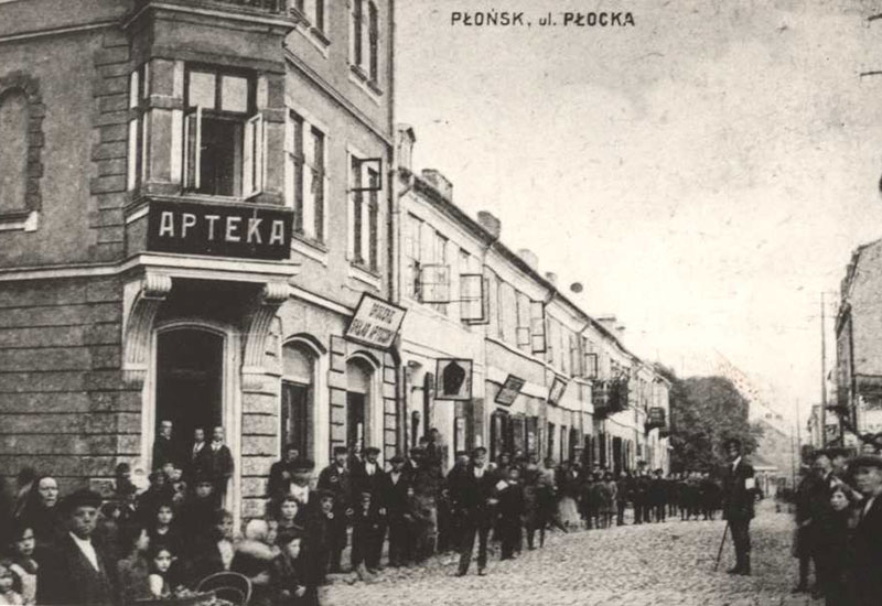 The Story of Jewish Community in Plonsk