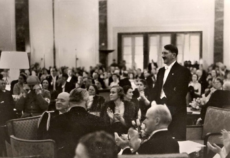 The Third Reich: Classical Music and the Nazi Leadership, 1933-1945 (Article)