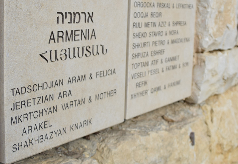Armenian Righteous Among the Nations