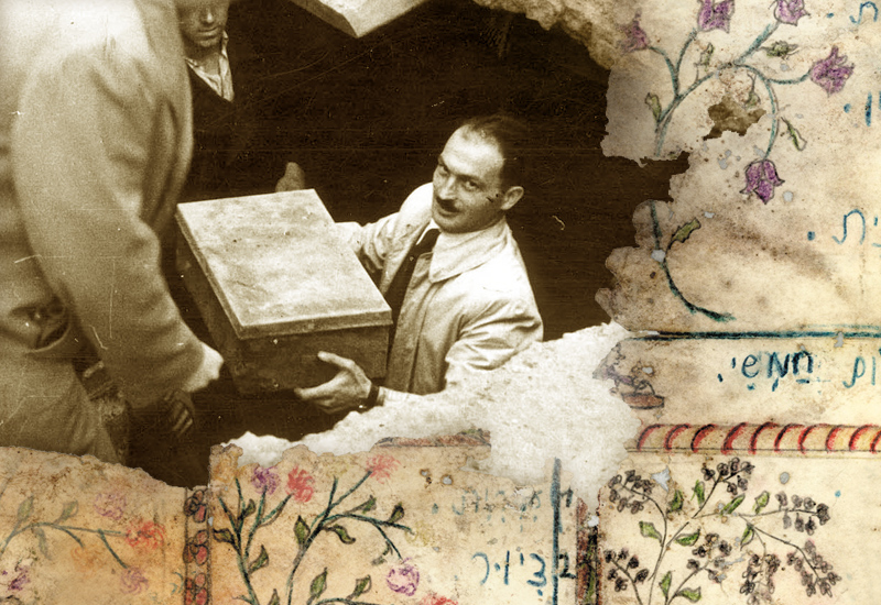 """Let The World Read And Know"" - The Oneg Shabbat Archives"