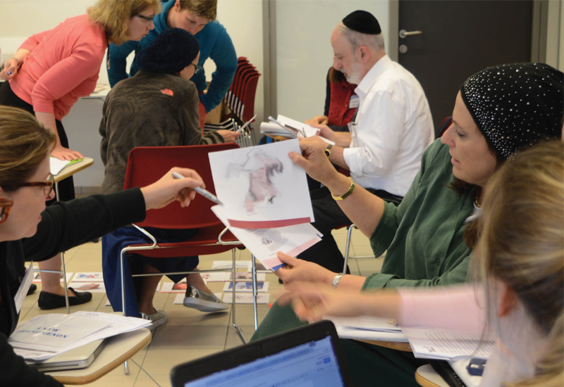 Programming for Educators in Jewish Frameworks