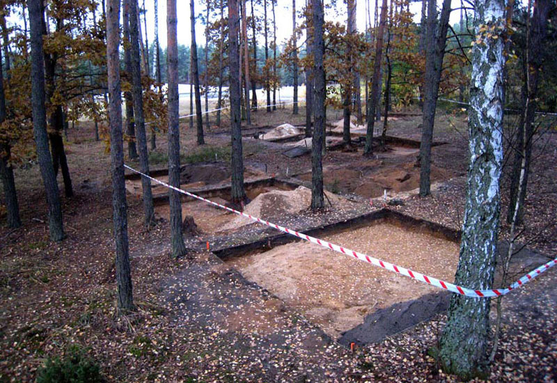 Archaeological Excavations at Sobibór Extermination Site
