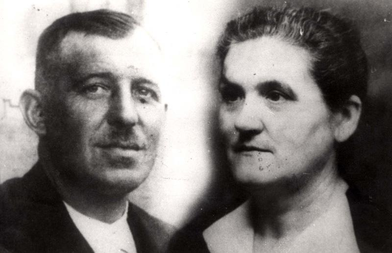 Loni and Albert Harder