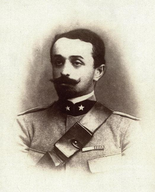 Dr. Tullio Lovvy, in a photo preserved by his relative, Gigliola Columbo Lopez