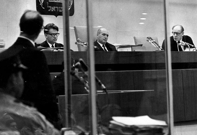 Soviet Reactions to the Eichmann Trial:  A Preliminary Investigation 1960–1965