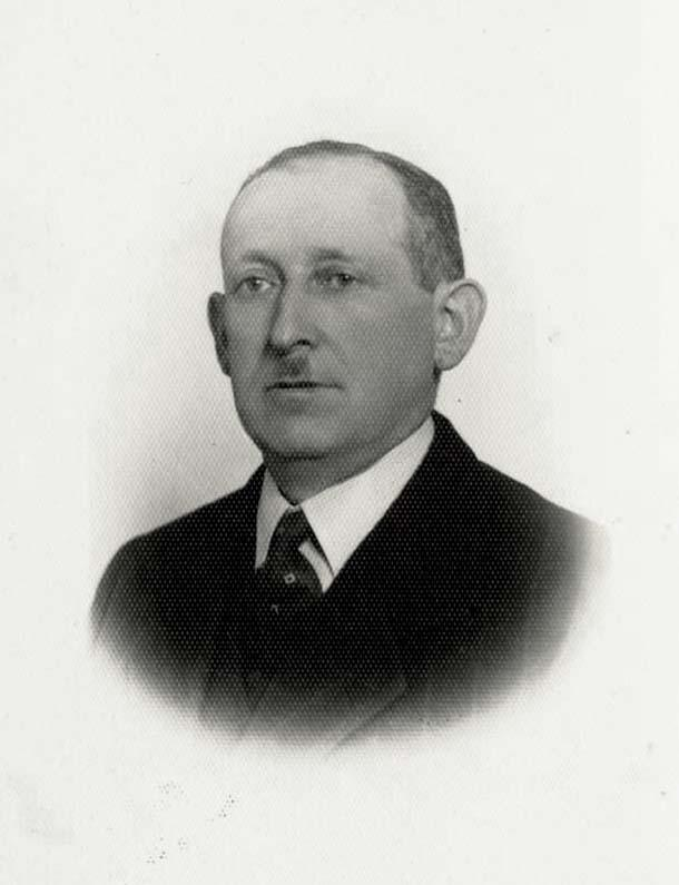 Leib Bromberg, before the war