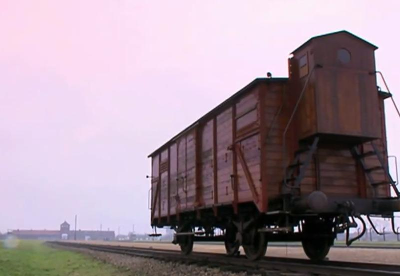The Wagon of Birkenau