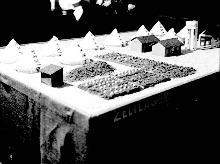 Eretz Israel Exhibition in Berlin, Germany, February 1934