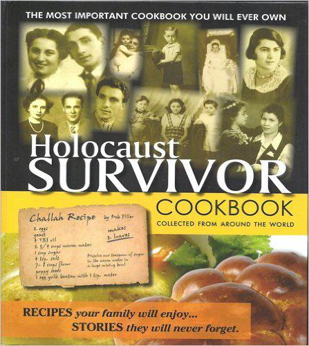 Holocaust Survivor Cookbook – Collected from Around the World