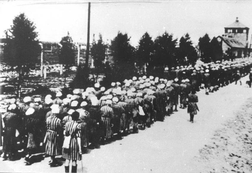 The Prisoners of the Women's Concentration Camp, Ravensbrück