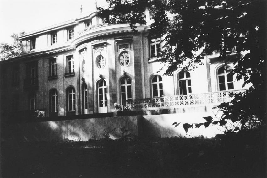 The Wannsee Villa, location of the Wannsee Conference