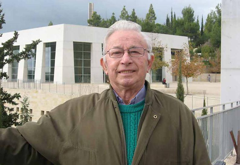Interview with Eliezer Ayalon, Israeli Tour Guide