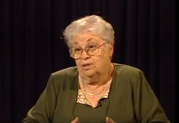 Interview with Holocaust Survivor Ester Golan, Survivor and Kindertransport Child