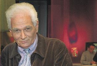 Interview With Professor Jacques Derrida