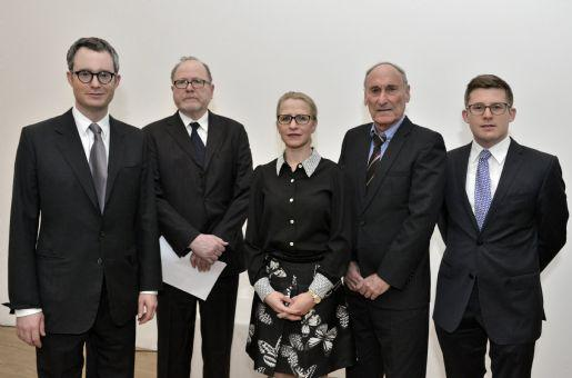 A special ceremony marking the International Holocaust Remembrance Day was held in Vaduz, Liechtenstein on 27 January.