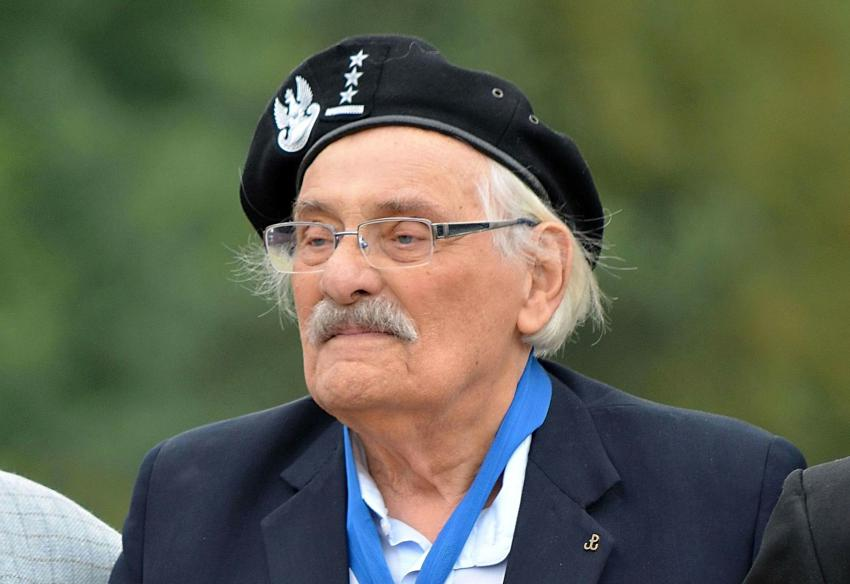 Interview with Samuel Willenberg, Survivor of the Treblinka Death Camp