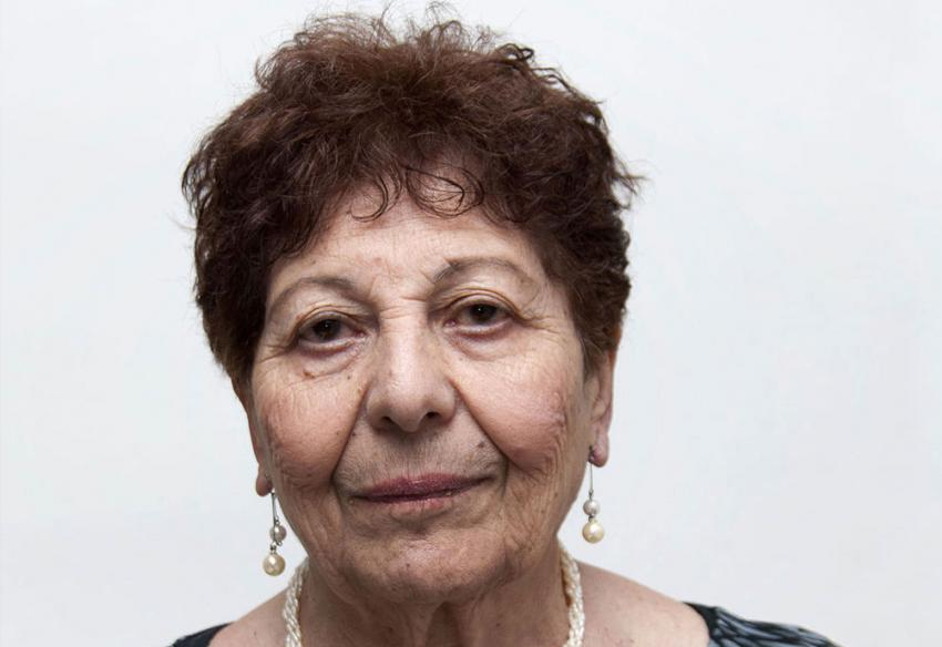 An Interview with Artemis Batis Miron, a Survivor from Ioannina, Greece